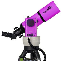iOptron SmartStar-A-R80 8602P GPS Computerized Telescope wit