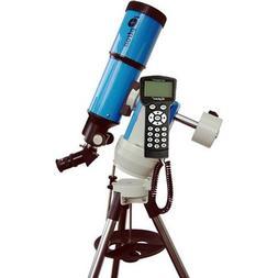 iOptron SmartStar-A-R80 Blue 80mm Refractor OTA Telescope, A