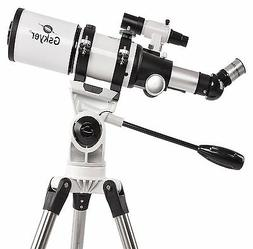 Gskyer Space Astronomical 400x80mm Dual-speed Slow Motion Re