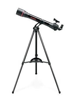 Tasco 70x800mm Spacestation Black Refractor Az Red Dot Finde