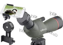 Spotting Scope Smartphone Camera Adapter Binocular Monocular