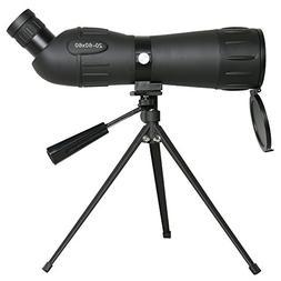 20-60x60 Spotting Scope Waterproof Telescope Birdwatch Monoc