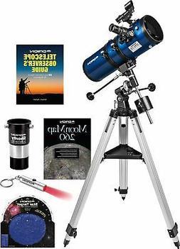 starblast ii 4 5 eq reflector telescope