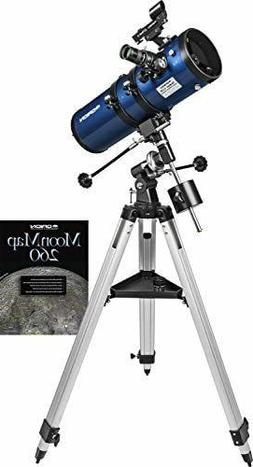 "Orion StarBlast II 4.5"" f/4 Equatorial Reflector Telescope"