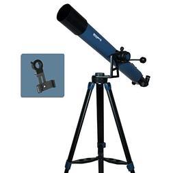 Meade Starpro 80 mm Refracting Telescope, Matt Finish