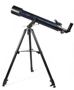 Levenhuk Strike 80 NG Refractor Telescope with Extensive Acc