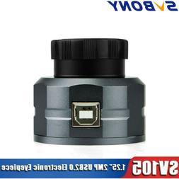 "SV105 1.25"" Telescopes Electronic Eyepiece Astronomy Camera"