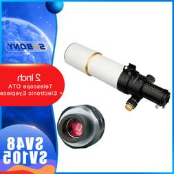 "SVBONY SV105 1.25"" Astronomy Camera Telescopes Electronic Ey"