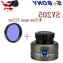 SVBONY SV205 8MP USB3.0 Electronic Eyepiece+filter for Astro