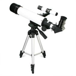 sv25 60x420mm compact kids refractor telescope travel