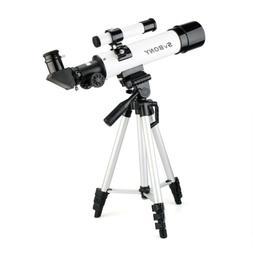 "SVBONY SV25 Refractor telescope Compact1.25"" 90-degree Zenit"