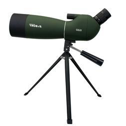 SVBONY SV28 20-60x80mm BAK4 Prism Refractor Angled SpottingS