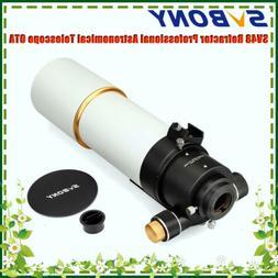 "SVBONY SV48 90mm F5.5 2"" Refractor Astronomical Astrophotogr"