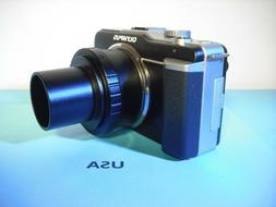 "T2 to 1.25"" telescope 2 Camera adapter Micro 4/3s PEN EP Pan"