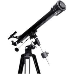 Vivitar Tele View TEL-60700 105X 168X 525X Telescope With Tr