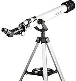Telescope 60mm Apeture 700mm AZ Telescope Refractor & Travel
