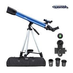 Aomekie Telescope for Kids Adults and Astronomy Beginners 70