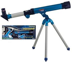 WowToyz Jr. Science Explorer - Telescope 20x, 30x, 40x