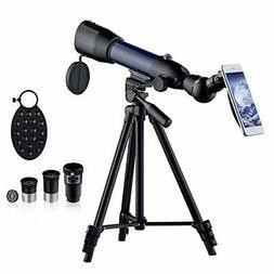 Telescope for Kids HD Refractor Astronomy Telescopes for Beg