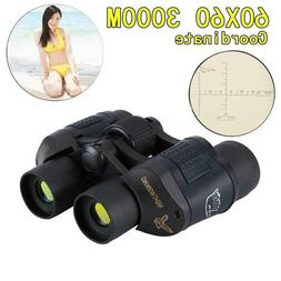 Telescope HD 60X60 Night Vision 10000M Magnification Outdoor