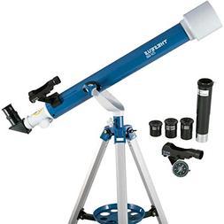 ExploreOne Telescope, 60mm Aperture Astronomy Refracter Tele