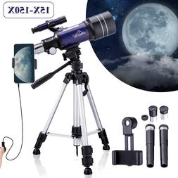MAXLAPTER Telescope - Portable Travel Scope for Astronomy Be