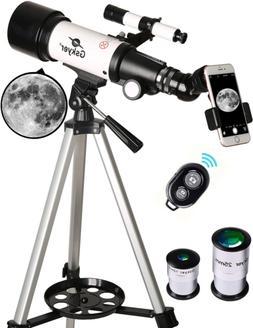 telescopes astronomical  Refracting Mount smartphone adapter