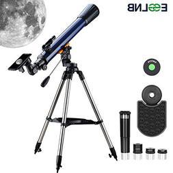 ESSLNB Telescopes for Adults Astronomy Beginners Kids 70mm P