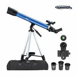 Aomekie Telescopes for Adults Astronomy Beginners 700mm Foca