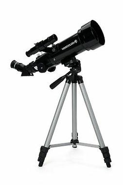 Celestron Travel Scope 70mm Refractor Telescope - GorillaSpo