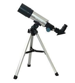 TwinStar 50mm Beginner Compact Refractor Travel Telescope