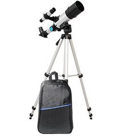 TwinStar 60mm Refractor Telescope 300mm Focal Length | 15x a