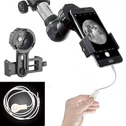 Gosky Telescope Phone Adapter Quick Aligned Cellphone Digisc