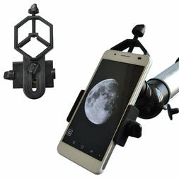 Universal Cell Phone Adapter Mount for Telescopes Binocular