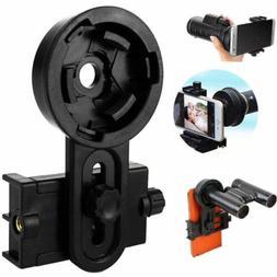 Universal Phone Mount Adapter Holder for Telescope Monocular