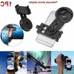 Cell Phone Holder Adapter Mount Binocular Monocular Spotting