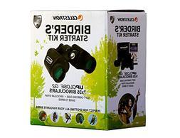 Celestron UpClose G2 7x35 Porro Prism Birder Kit Black