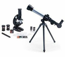 Vivitar VIV-TELMIC-20 20x/30x/40x Telescope and Microscope K