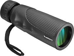 BARSKA New 10x40 mm Waterproof Fogproof Monocular Scope for
