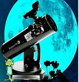 Zhumell Z100 Portable Altazimuth Reflector Telescope w/PARAB